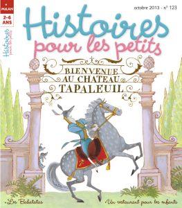 Bienvenue au chateau Tapaleuil - Histoires pour les petits