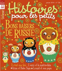Bons baisers de Russie - Histoires pour les petits