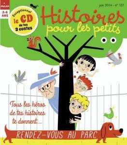 Rendez-vous au parc dans Histoires pour les petits