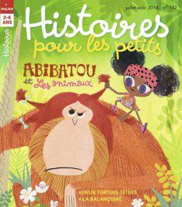 Abibatou et les animaux - Histoires pour les petits