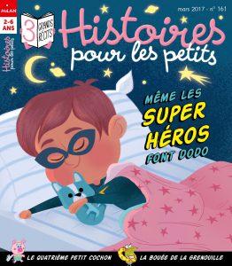Même les super héros font dodo - Histoires pour les petits