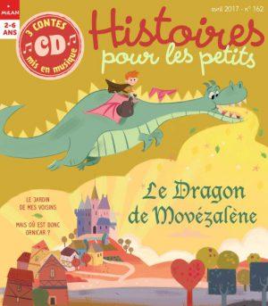 Le dragon de movézalène