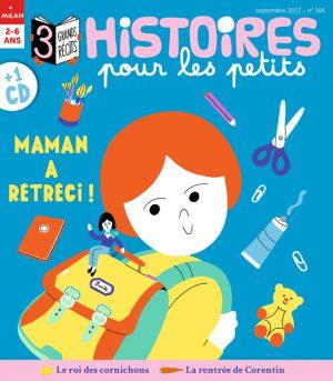 Histoires pour les petits : maman a rétréci !