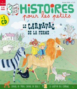 Histoires pour les petits : le Carnaval de la ferme
