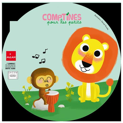 CD Comptines pour les petits