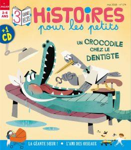 Un crocodile chez le dentiste - Histoires à écouter