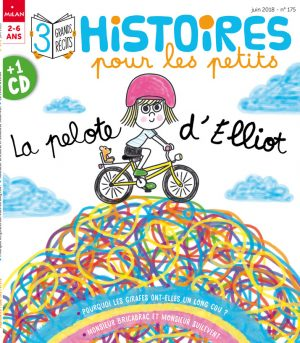 Histoires pour les petits : écoutez et téléchargez l'histoire de La pelote d'Elliot