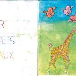 Classe Moyenne et Grande Sections de Julie Laurent, école maternelle publique Les Pins, Loriol du Comtat (84).
