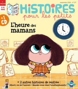 Histoires pour les petits : l'heure des mamans