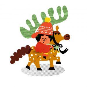 Le Noël de Marie-Huguette - Histoires pour les petits magazine