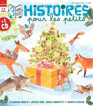 Joyeux Noël avec Histoires pour les petits !