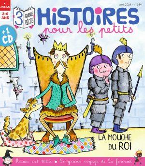 La mouche du roi - Histoire pour les petits magazine