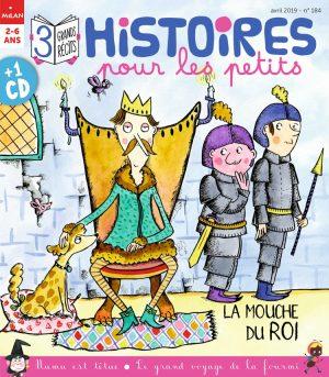 La mouche du roi - Histoires pour les petits magazine