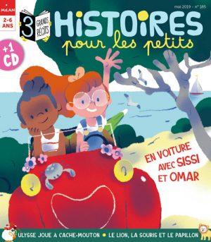 En voiture avec Histoires pour les petits !
