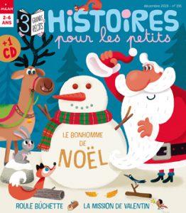 Histoires pour les petits : le bonhomme de Noël