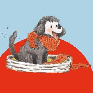Histoires pour les petits : l'écharpe rouge