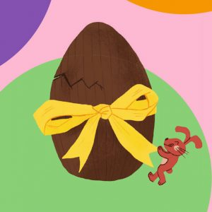 Crac à Pâques !