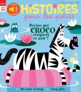 Magazine Histoires pour les petits - Juillet-Août 2020