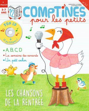 Comptines pour les petits Les chansons de la rentrée - Septembre 2020