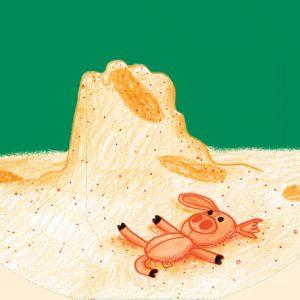 Panique au bac à sable