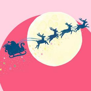 La lune pour Noël - Histoires pour les petits magazine