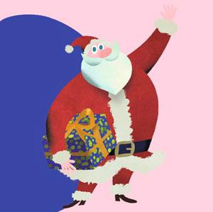 Le château du père Noël - Histoires pour les petits magazine