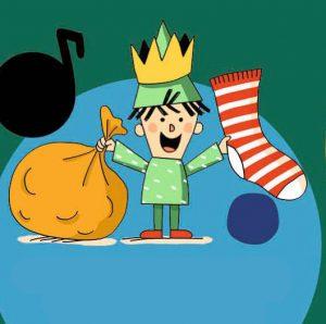 Le roi de la chipe-chipe - Histoires pour les petits magazine