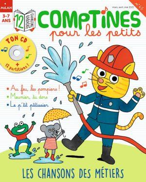 Comptines Pour les Petits - Mars Avril Mai