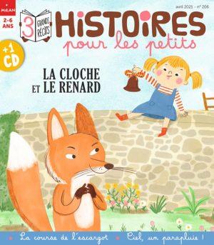 La cloche et le renard - Histoires pour les petits magazine