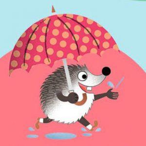 Ciel, un parapluie !