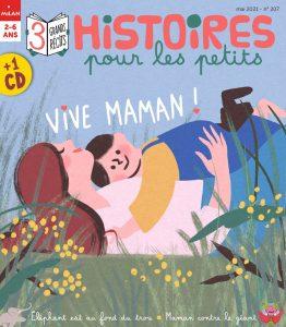 Vive maman ! Histoires pour les petits magazine