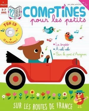 Comptines Pour les Petits - Juin Juillet Août 2021