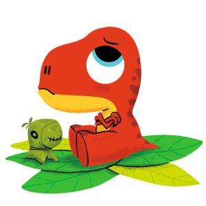Nino Dino - Histoires pour les petits héros magazine