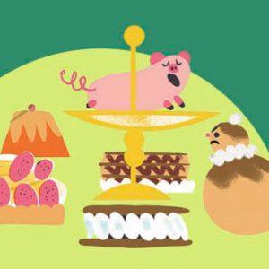 Le rêve du boulanger - Histoires pour les petits magazine