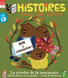 Liselotte se révolte - Histoires pour les petits magazine